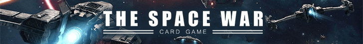 The Space War Card Game