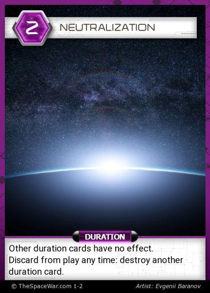 Card: Neutralization