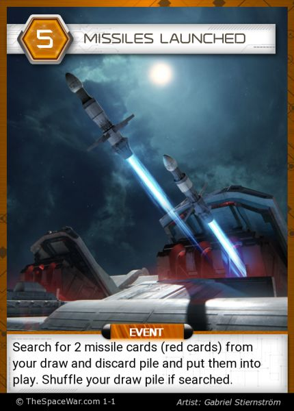Card: Missiles Launched