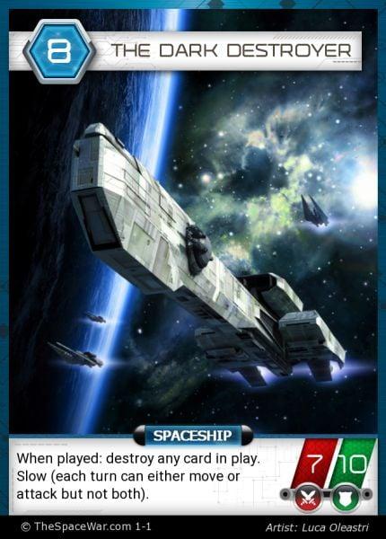 Card: The Dark Destroyer