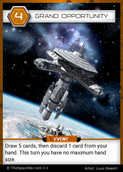 Card: Grand Opportunity