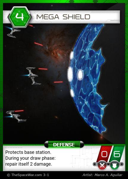 Card: Mega Shield
