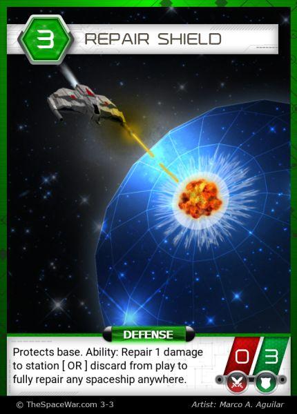 Card: Repair Shield