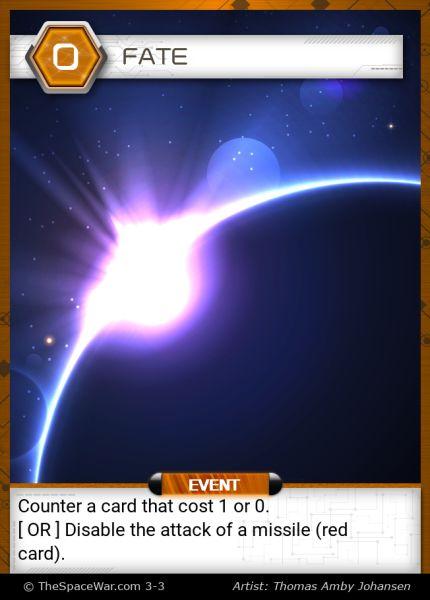 Card: Fate