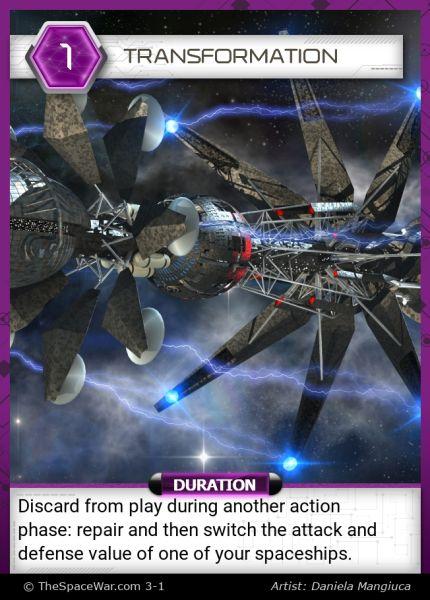Card: Transformation