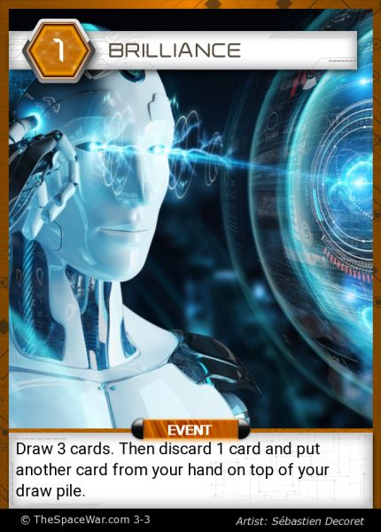 Card: Brilliance