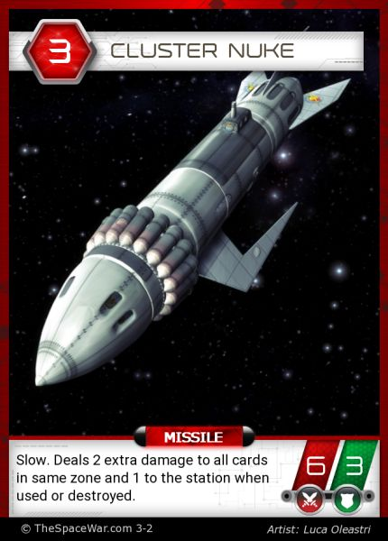 Card: Cluster Nuke