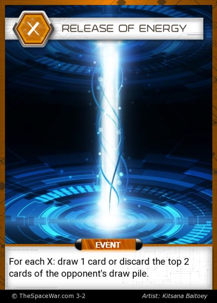 Card: Release of Energy