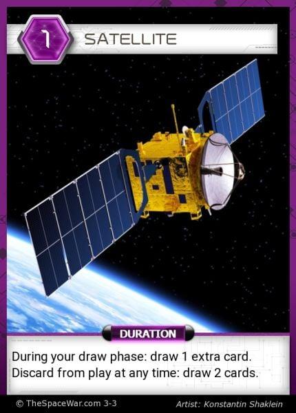 Card: Satellite