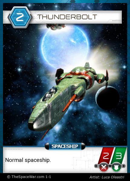 Card: Thunderbolt