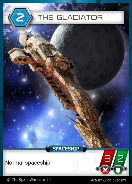 Card: The Gladiator
