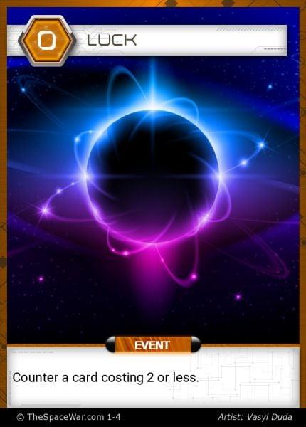 Card: Luck