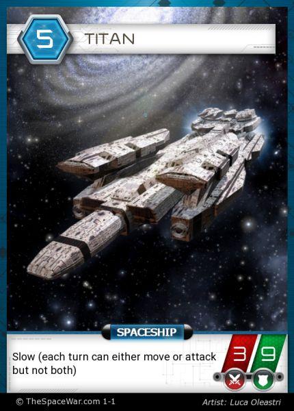 Card: Titan
