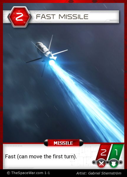 Card: Fast Missile