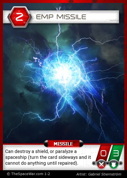 Card: EMP Missile