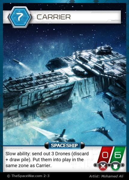 Card: Carrier