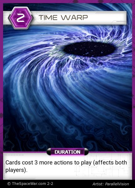 Card: Time Warp