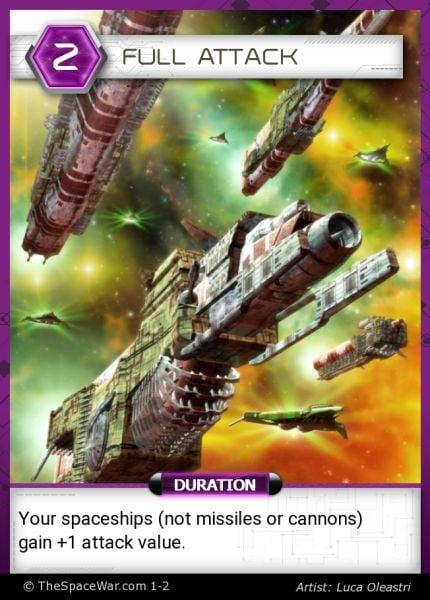 Card: Full Attack