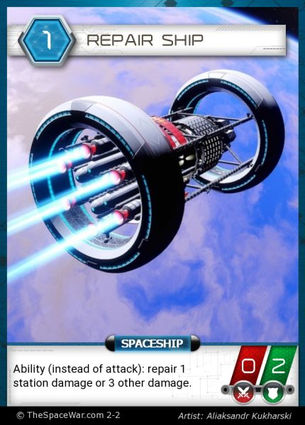 Card: Repair Ship