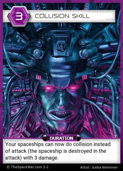 Card: Collision Skill