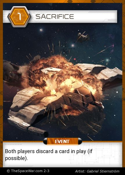 Card: Sacrifice