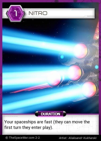 Card: Nitro